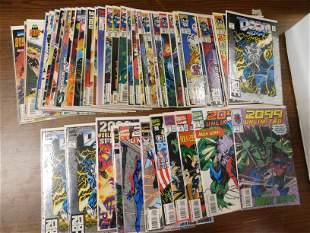 Lot of Doom 2099 and More Comics