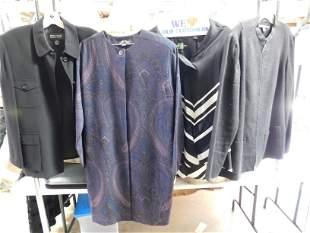 4pcs Ellen Tracy Clothing Lot
