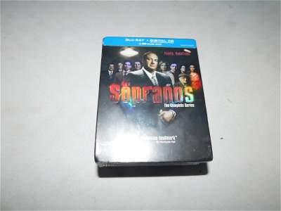 The Sopranos HBO TV show Blu-ra