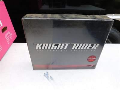 Knight Rider DVD box set