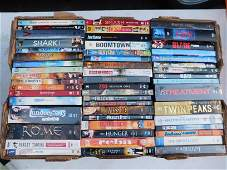 Large Lot of DVD's TV Show Seasons