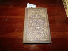 Colton's Western Tourist & Emigrant's Guide
