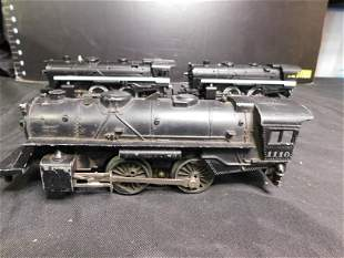 Lot of 3 Lionel Engines