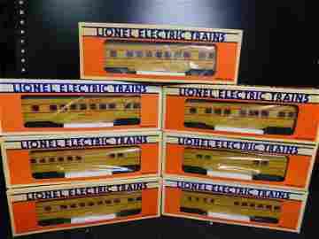 Union Pacific Passenger Car Set of 7