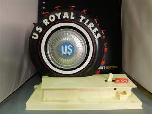U.S. Royal Battery Operated Toy - World's Fair