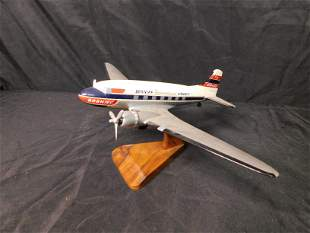 Model Desktop Airplane - Air France