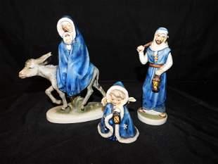 Lot of 3 Goebel Figurines