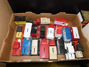 Lot of 19 Die-Cast Car Banks