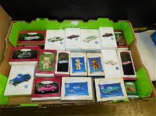 Lot of 20 Hallmark Christmas Ornaments
