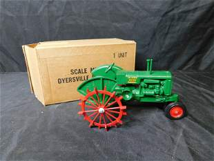Scale Models Dyersville Iowa Oliver Tractor