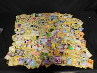 Lot of Pokémon Trading Cards