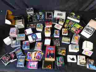 Box Lot of Non-Sports Trading Cards