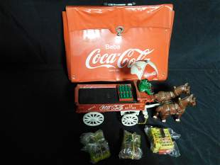 Box Lot of Coca-Cola