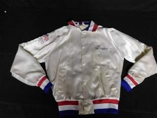 Bruce Springsteen's 1984 World Tour Jacket