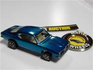 Hot Wheels Redline Custom Barracuda with Button