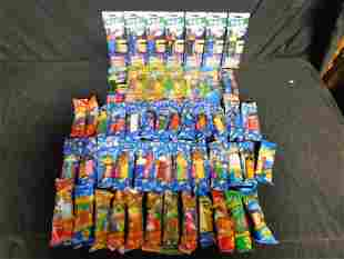 Large Lot of Pez in Packages