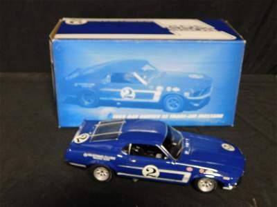 Boss 302 1969 Dan Gurney #2 Trans-Am Mustang