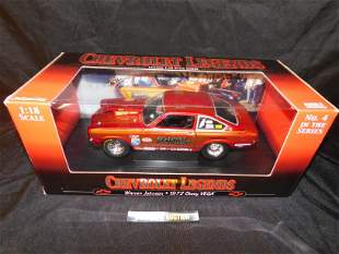 Ertl Chevrolet Legends 1972 Chevy Vega