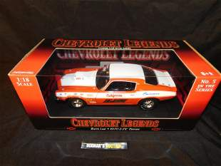 Ertl Chevrolet Legends 1970 Z-28 Camaro