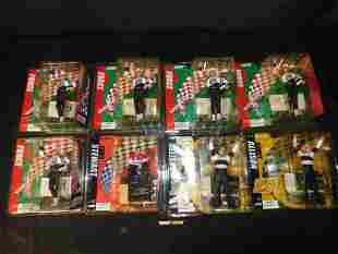 Lot of 8 NASCAR McFarlane Action Figures