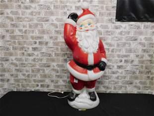 Empire Light-Up Santa Decoration