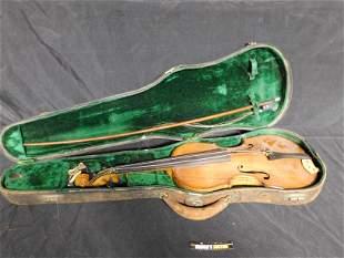 Vintage Violin in Case