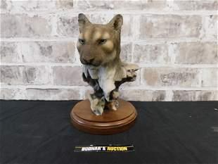 Mill Creek Studio Proud Repose Lion Sculpture