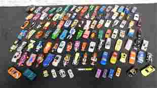 Large Lot of Loose Die-Cast Cars