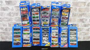 Group Lot of 12 Hot Wheels Gift Pack Sets