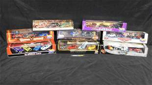 Lot of 8 Hot Wheels Multi-Car Sets