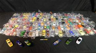 Lot of Loose 1:64 Scale Die-Cast Cars