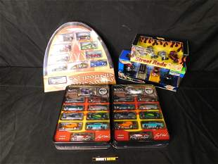 Lot of 5 Hot Wheels Multi Pack Sets