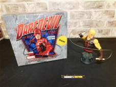 Marvel Daredevil Bust by Bowen - Yellow Version