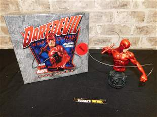 Marvel Daredevil Bust by Bowen - Red Version