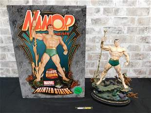 Marvel Namor The Sub-Mariner Statue by Bowen Designs -