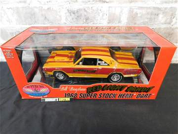 Supercar Collectibles Bill Bagshaw 1968 Super Stock
