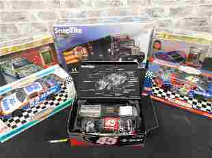 Large Lot of NASCAR Related Items