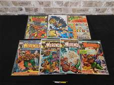 Short Box of Comics including Silver Age, Bronze Age,