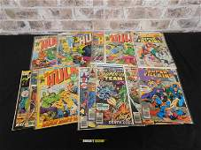 Short Box of Comics including Bronze Age Marvel and