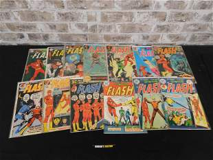 Short Box of Comics including Silver and Bronze Age