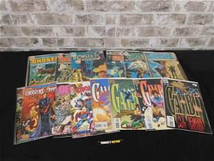 Short Box of Comics including Bronze Age DC Horror