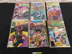 Short Box of Comics including Marvel and Uncanny X-Men