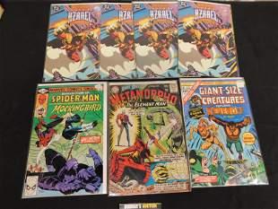 Lot of Comics including Marvel Team Up #95