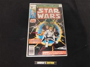 Marvel Star Wars #1 Comic