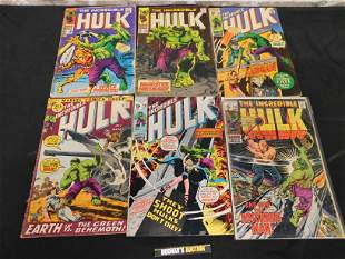 Short Box of Comics including Marvel from the 60's-90's