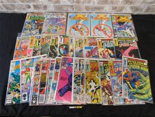 Short Box of Comics including 1970's Spectacular