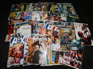 Lot of Marvel and DC Newer Comics
