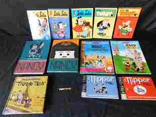 Lot of Comic, Comic Strips and Cartoon Related Books