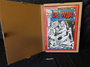 Sgt. Rock Best of DC War Artist's Edition Oversized