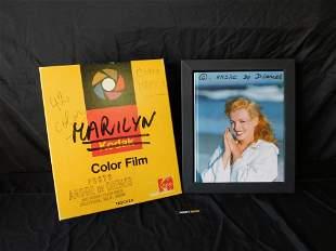 Large Oversized Hardcover Andre De Dienes Marilyn